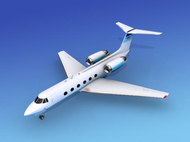 Grumman Gulfstream IV V03