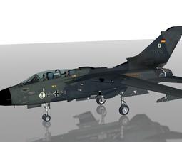 Luftwaffe Tornado IDS MFG2 Squadron Eggebek AB 3D Model