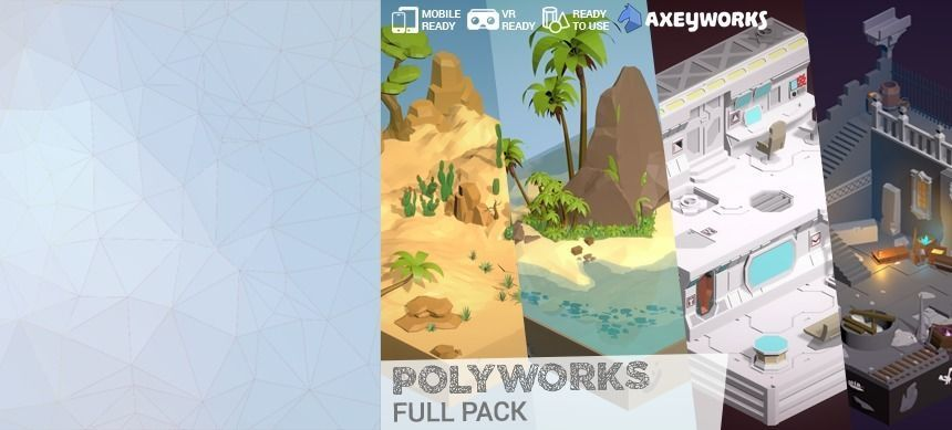 PolyWorks Full Pack