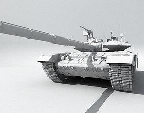 Russian Tank T-90 3D