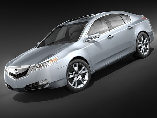 Acura TL 2009