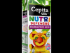 Cepita Nutridefensas Durazno Mix Tetrapak 3D Model