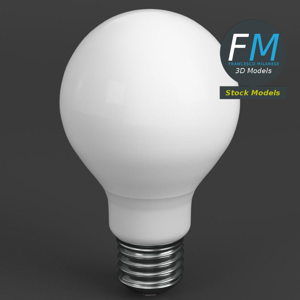 LED Fluorescent light bulb lamp 1