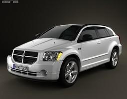 Dodge Caliber 2010 3D