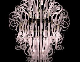 Ceiling lamp DeMajo Ciocca 3D