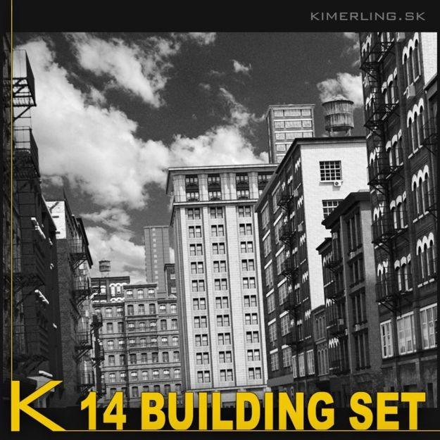 Building set  A
