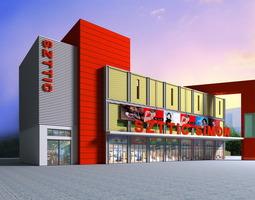 sszttic simon business center 3d