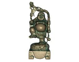 myth 3D print model 3D model low-poly Maitreya