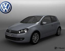 Volkswagen Golf VI 3doors 2009