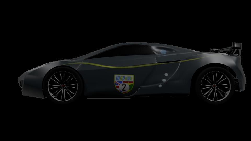 Cars 2 Lewis Hamilton 3d Models Cgtrader Com