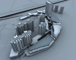 Business center 3D