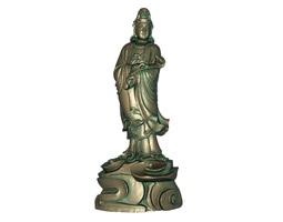 Goddess 3D printable model 3D asset game-ready 2