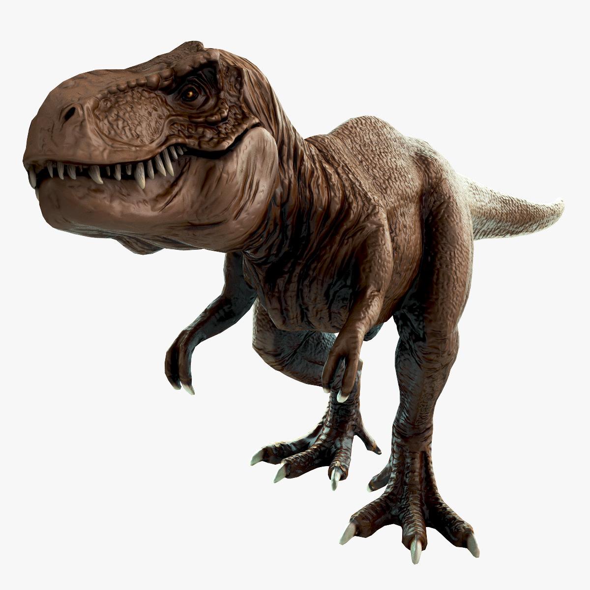 T Rex 3d Models Cgtrader Com