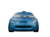 Cars 2 : Raoul Caroule 3D Model