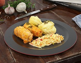 3D model Food 03 AM170