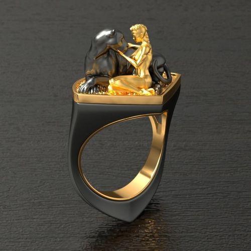amazon coktail ring rg0005 3d model stl 1