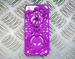 EBE iPhone 5 Cover 3D Model
