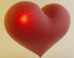 Heart 3D Model 3D Model