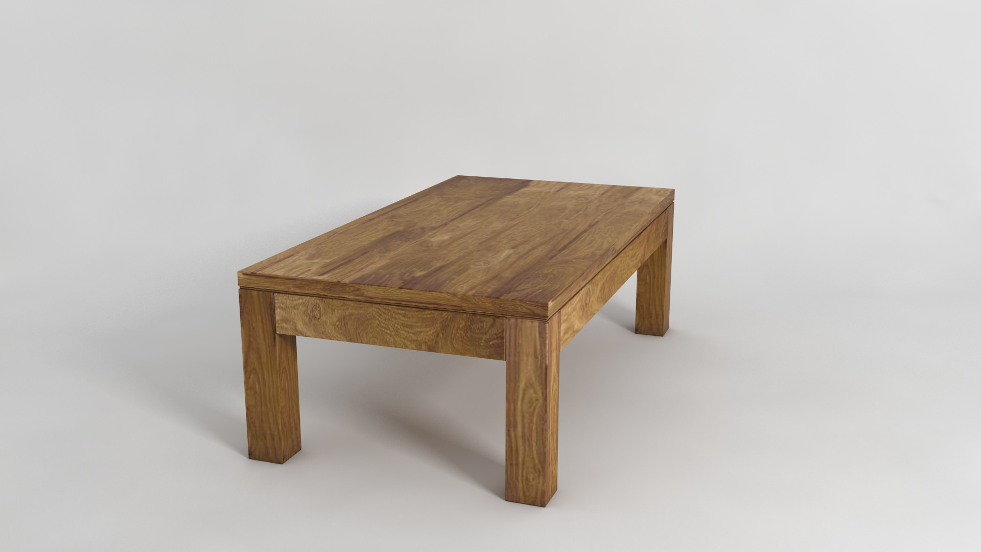 Stockholm Coffee Table 3d Model Game Ready Max