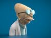 Professor 3D Model