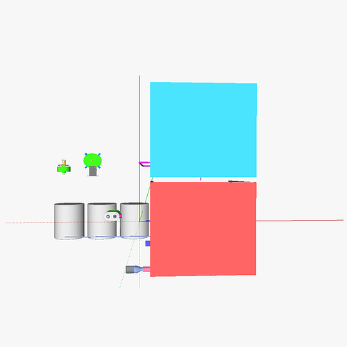 compressed air energy and use system caes us 3d model skp 1