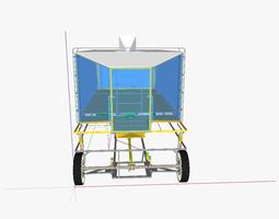 3D model AT minivan EM