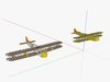 AT_freight_aircraft 3D Model