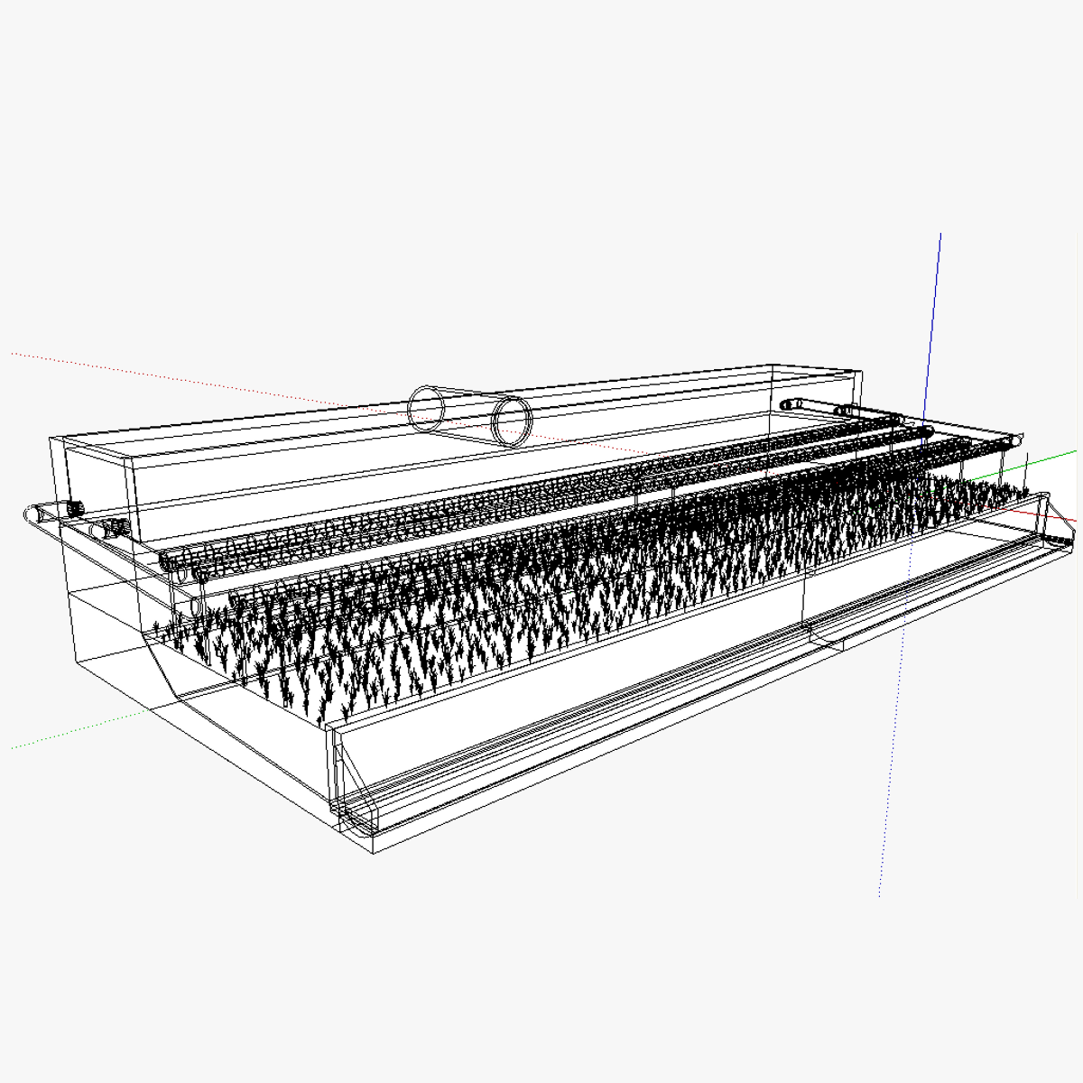 Mechanical Systems Drawing together with Fuelsystem furthermore Conveyors also 5031 in addition At Vertical Flow Reedbed. on gravity powered water pump