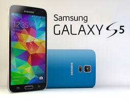 3D model Samsung Galaxy S5