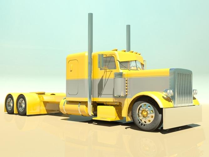 Semi modeling mobile pics 26