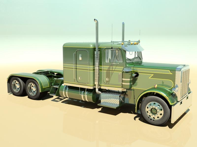 Semi modeling mobile pics 53