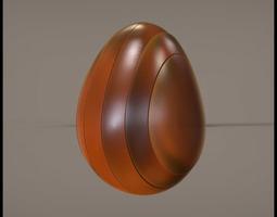 Line Egg 3D print model