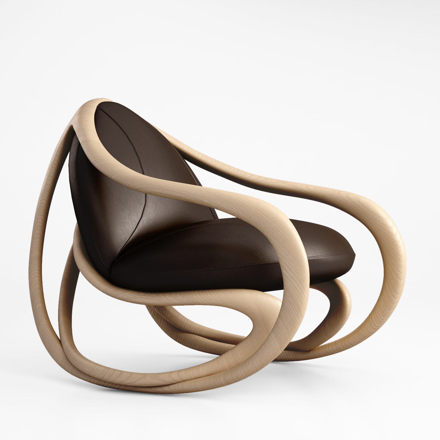 Giorgetti Move Armchair 3d Model Cgtrader