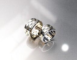 3D print model Wedding Ring