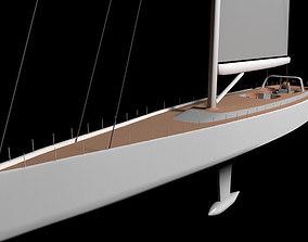 baltic 147 3D asset