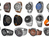 16 watches collection 3D Model