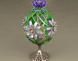 Easter decoration for the interior 3D printable model