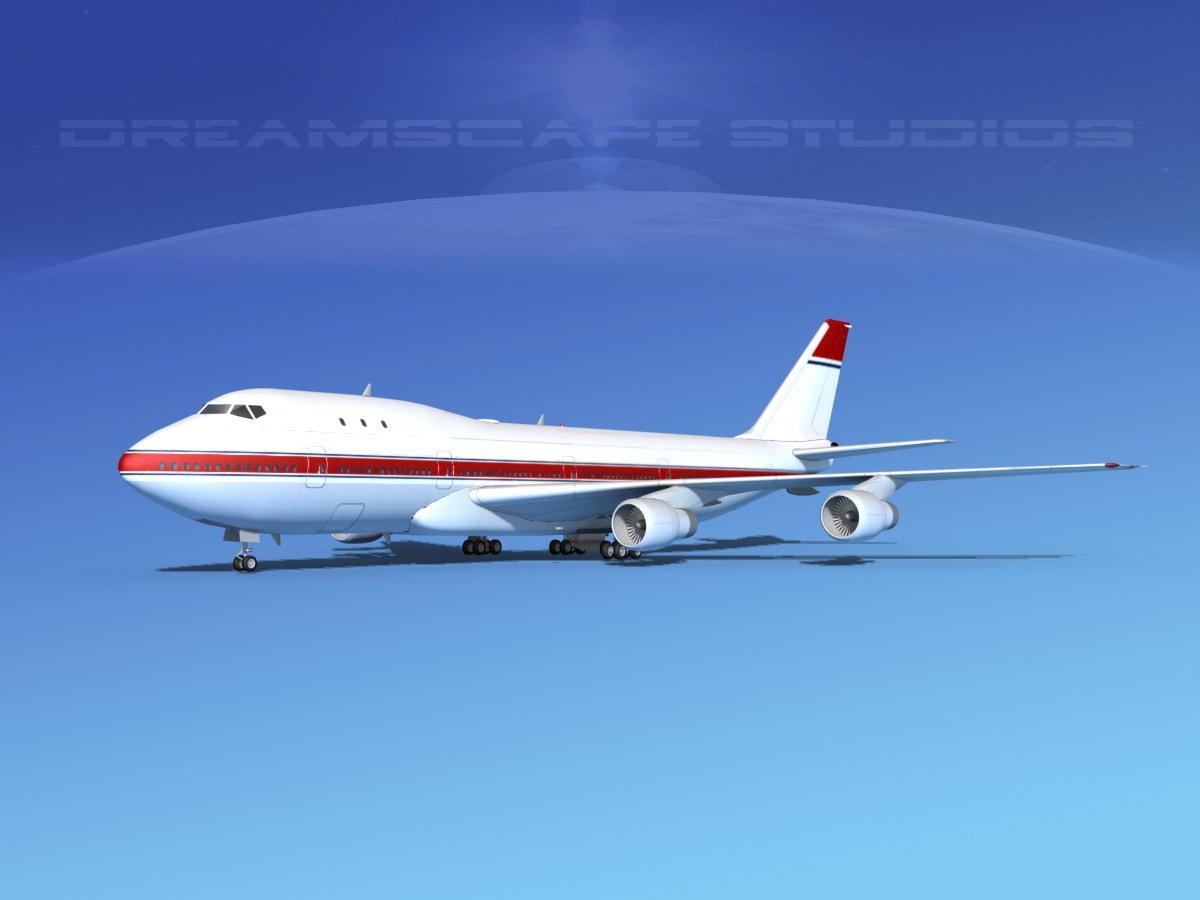 Boeing 747-100 Corporate 2