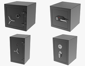 3D Safes Collection