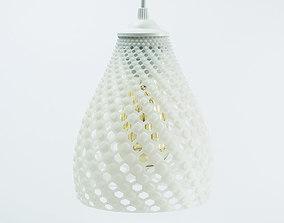 FIBONACCI LAMP SHADE 3D printable model