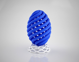 Vortex Egg Support 3D printable model