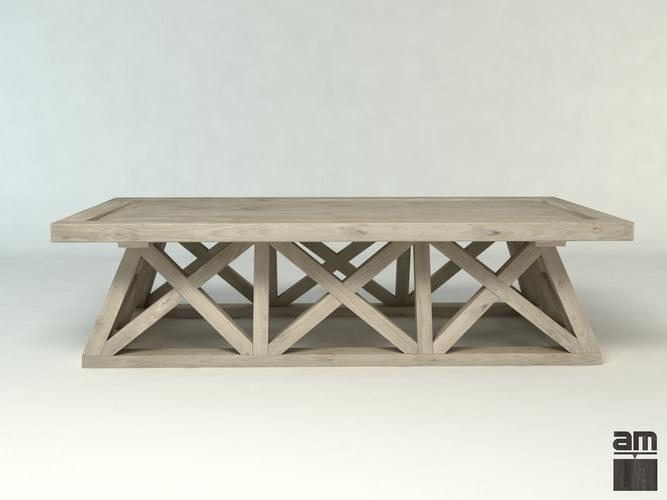 The Door Table3D model