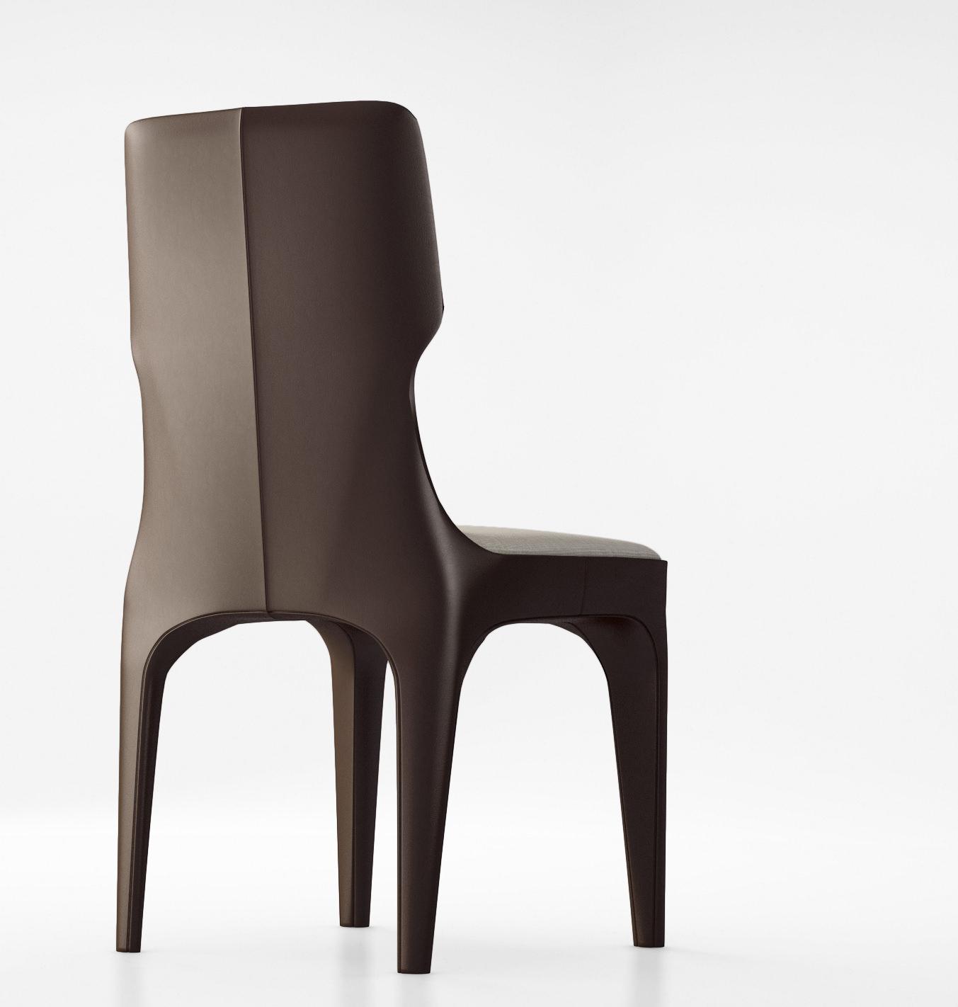 Giorgetti Tiche Chair 2014 3D Model max obj CGTradercom