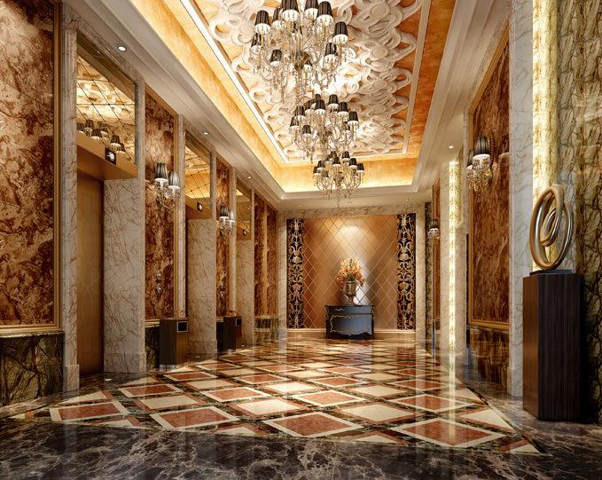 luxury elevator