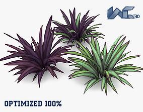 3D asset Plant Optimized