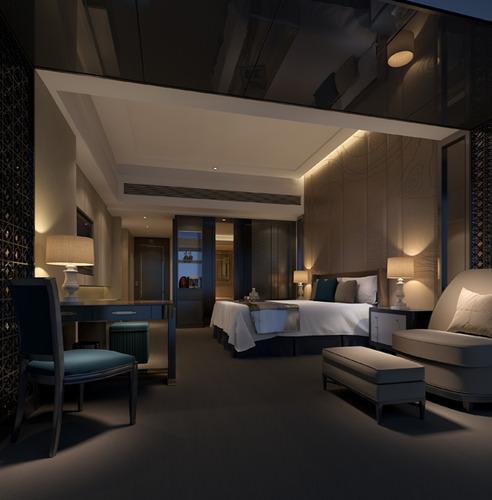 Aristocratic Guest Room3D model
