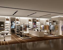 MIA Store 3D Model