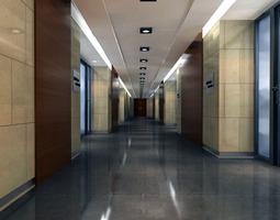 3D model State-of-the-art Corridor