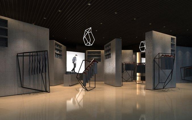 Clothing Store Full-body Female Mannequins Fiberglass Store Showcase