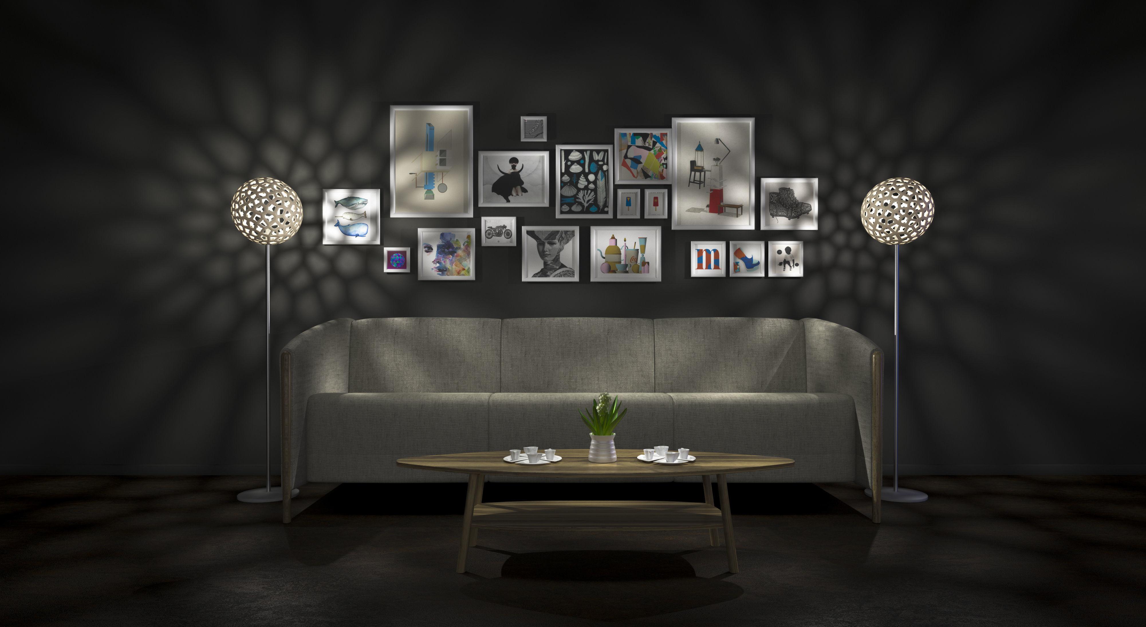 Generative design Voronoi sphere2
